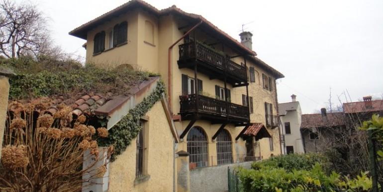 Lake Como Menaggio House with Garden
