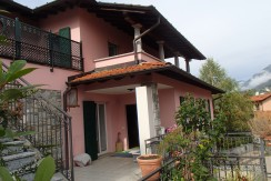Lake Como Menaggio Detached Villa with View