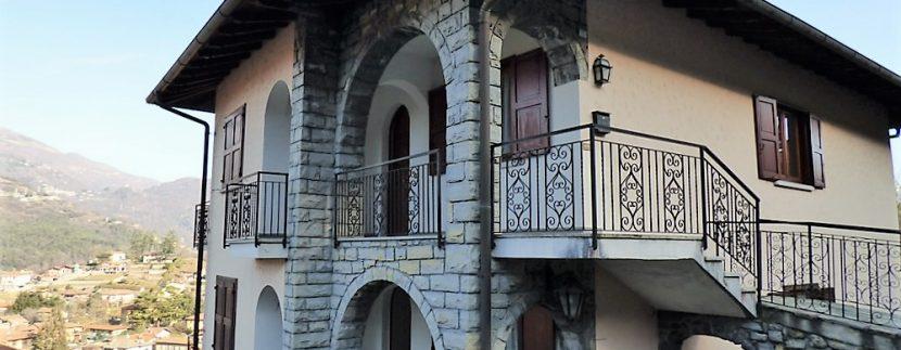 Menaggio House  with Lake Como view