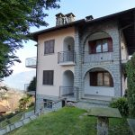 House Menaggio with Lake Como view