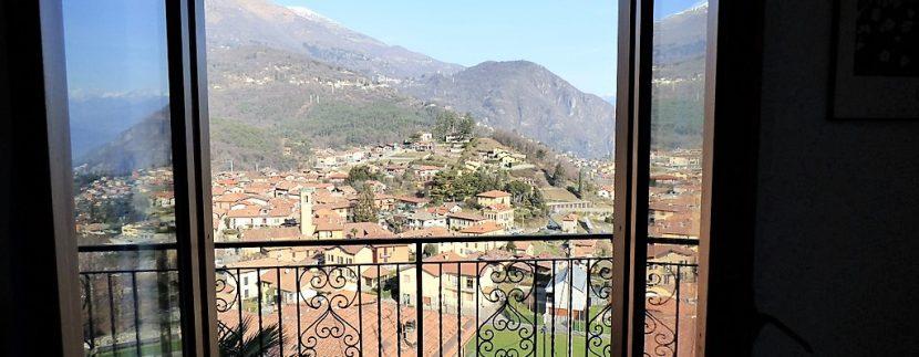 House Menaggio with Lake Como view -  lake view
