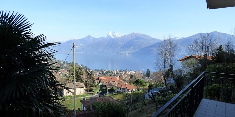 House Menaggio with Lake Como view -  lake view