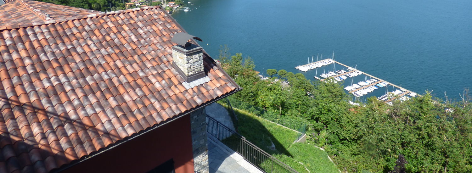 Lake Como Menaggio Villa with Pool and Beautiful Lake View