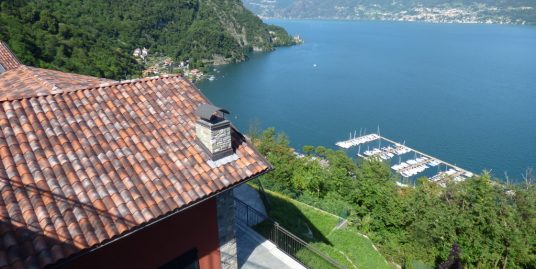 Lake Como Menaggio New Luxury Detached Villa