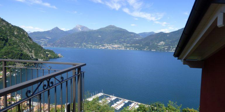 New Villa Menaggio with lake view