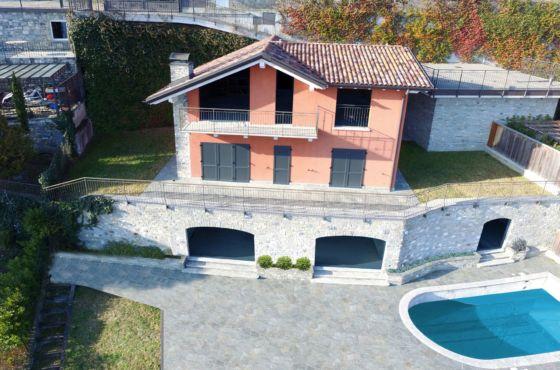 Brand new villa Menaggio