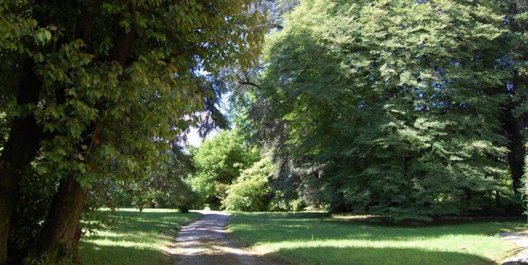 Park in villa - Lake Como