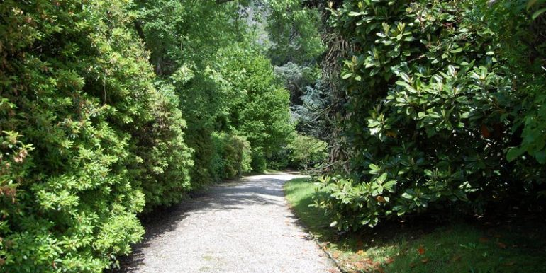 Park in villa - Griante