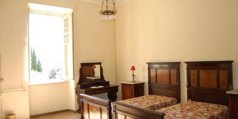Lake Como villa in Griante - Bedroom