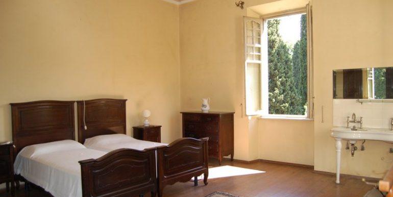 Bedroom in period villa - Griante - Lake Como