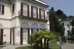 Luxury Villa with Frescoes and View Lake Como Griante amazing lake view