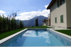 Lake Como Tremezzo Villa with private swimming pool