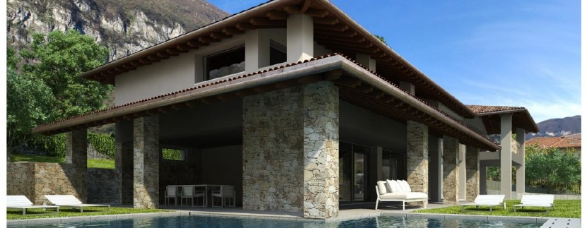 Lake Como Tremezzo Villa with Amazing Lake View