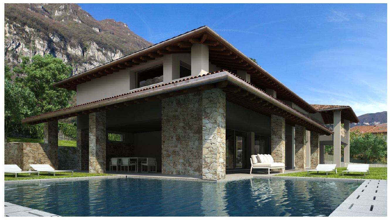 Villa Tremezzo with Lake View – Lake Como