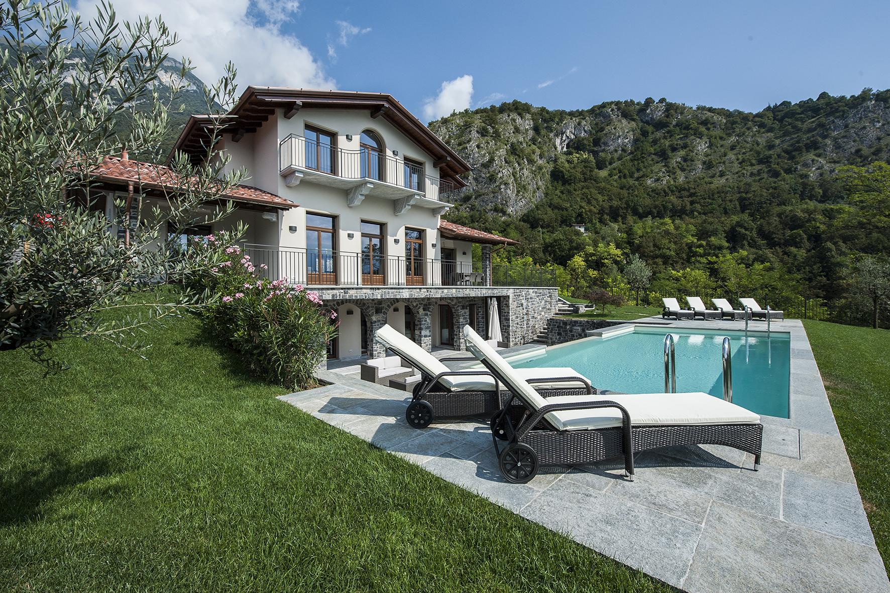 Tremezzo Villa with swimming Pool and lake view