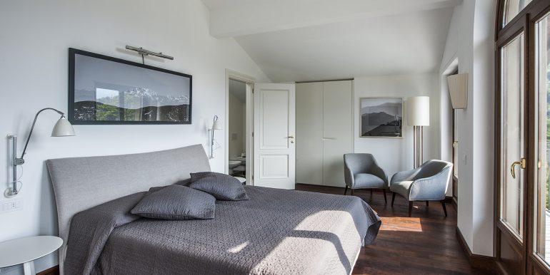 double bedroom - Lake Como