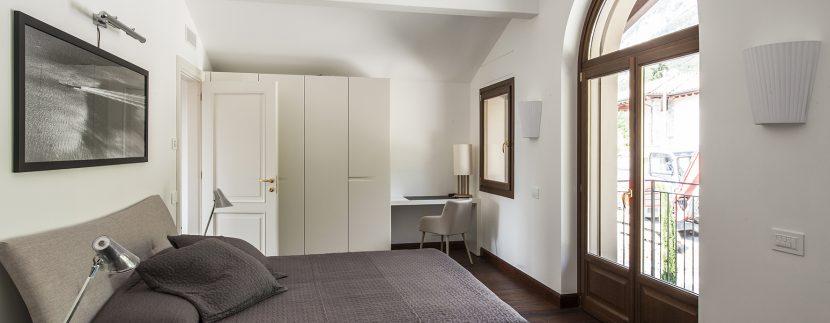 Bedroom in villa Tremezzo - Como lake