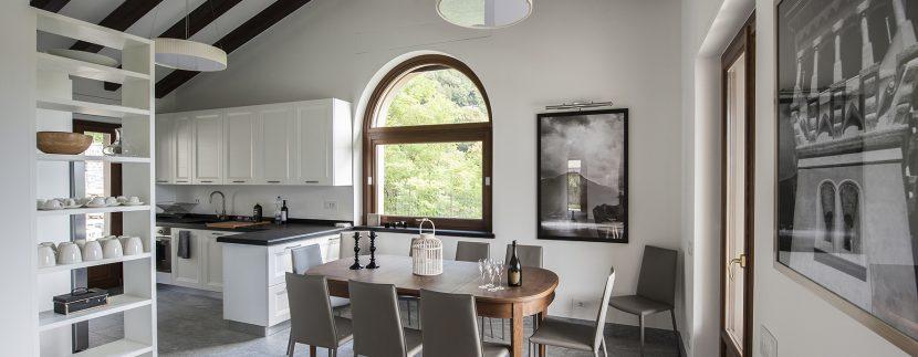 Tremezzo detached villa - kitchenette - Como lake