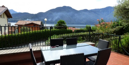 Lake Como Mezzegra House with Lake View