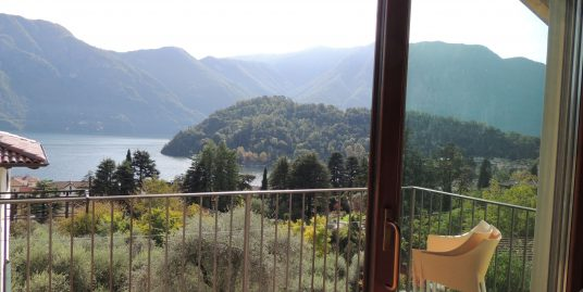 Villa Tremezzina with Lake Como view and garage