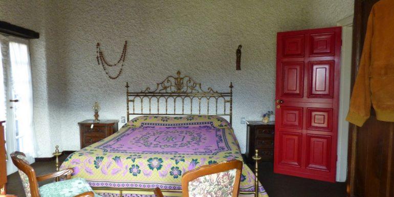 Lake Como Lenno House - bedroom