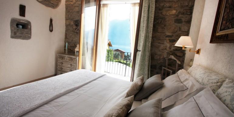 Lake Como Ossuccio Renewed Rustico with Lake View
