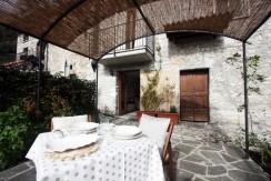 Lake Como Ossuccio Renovated Rustico With Terrace and Lake View