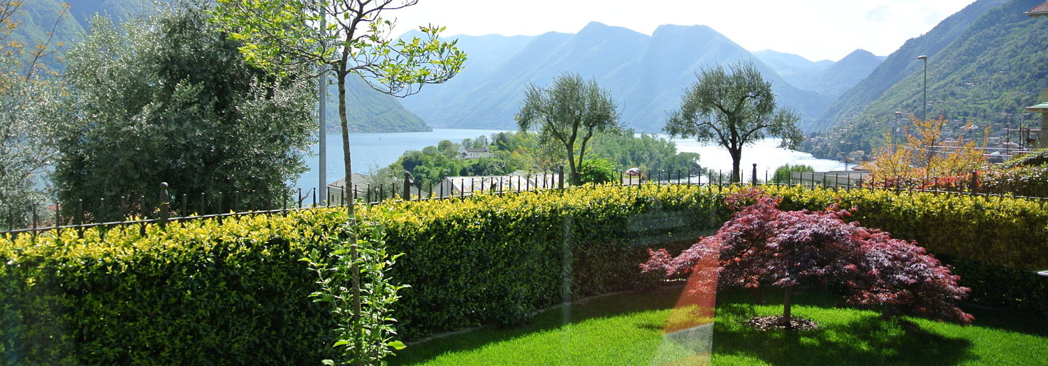 Lake Como Ossuccio Detached Villa with Amazing Lake View