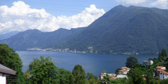 Lake Como Argegno Villa with Swimming Pool and Lake View