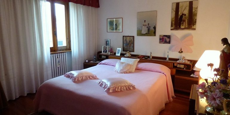 Lake Como Brienno House - bedroom