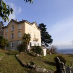 Period Luxury Villa Dominating Lake Como Brunate with lake view