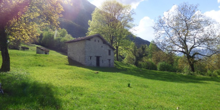 Lake Como Menaggio Rustico with Land and Lake View