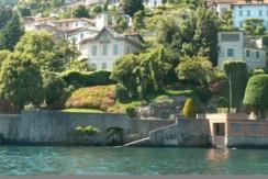 Lake Como Cernobbio Neighborhood Periodic Villa Front Lake