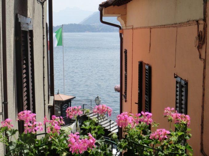 Menaggio apartment - Lake como view