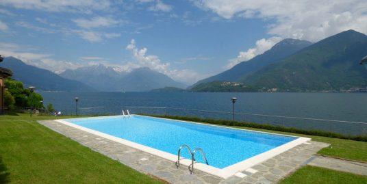 Lake Como Musso Apartment Directly on the Lake