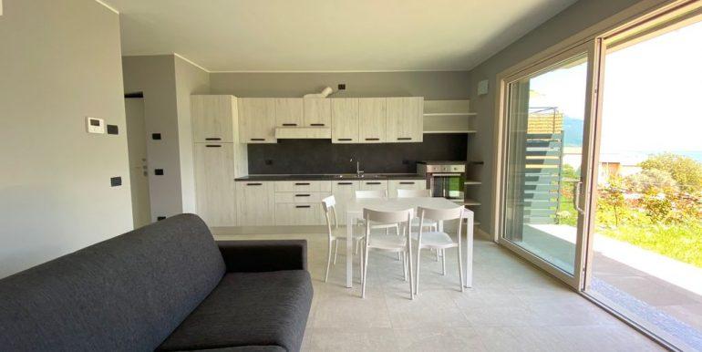 N.6 Apartment Pianello del lario Lake Como with Garden
