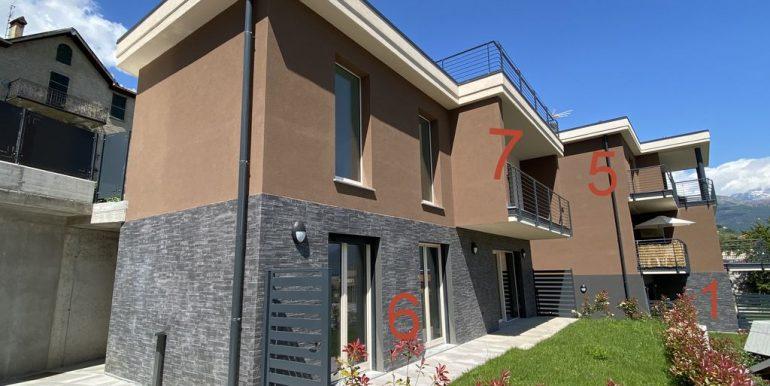 Modern apartments Lake Como Pianello del Lario - appartamenti