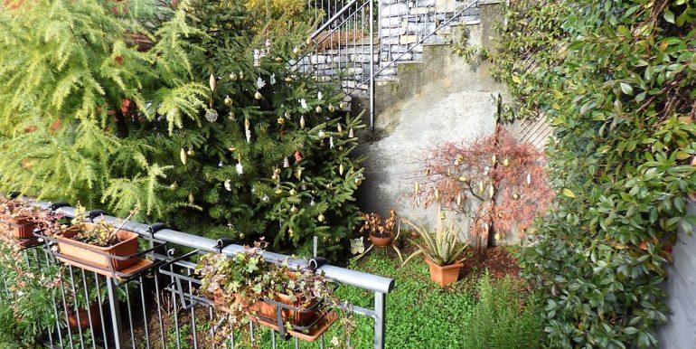 Garden in Apartment - Argegno