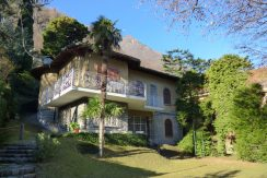 Laglio Villa with Garden Directly on the lake Sunny