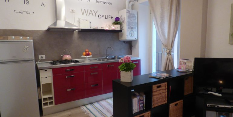 Kitchen - Apartment Menaggio
