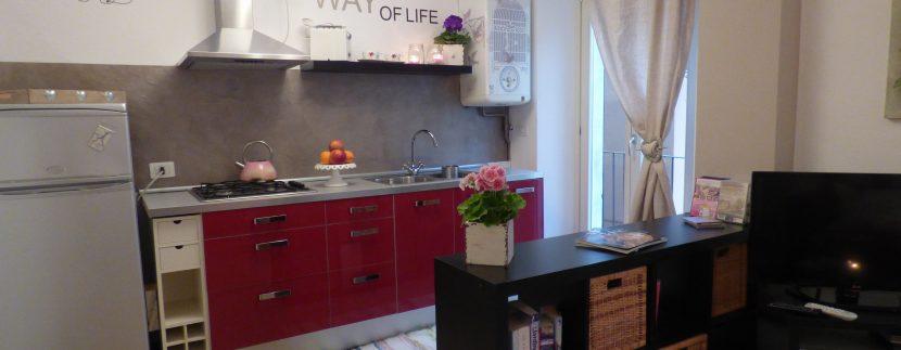 Kitchen - Apartment Menaggio
