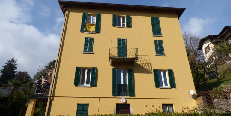 Lake Como Griante Apartment Few Steps From the Lake