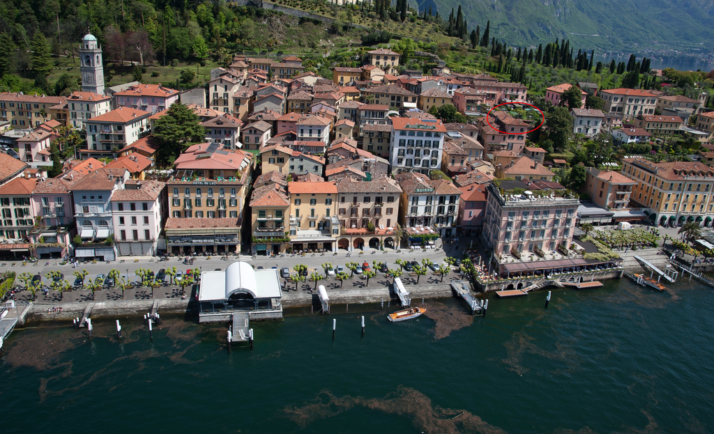 Bellagio Apartment with Lake Como View