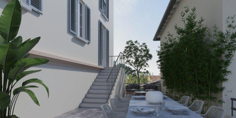 Palazzo leoni apt 3 terrazzo