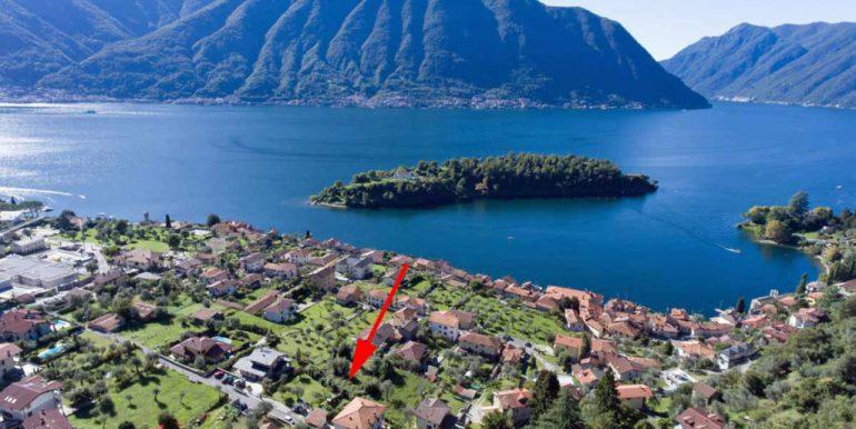 Isola Comacina in Ossuccio - Lake Como