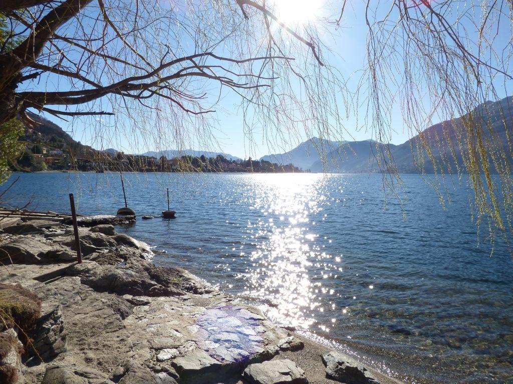 Independent Properties Front Lake Dervio Lake Como
