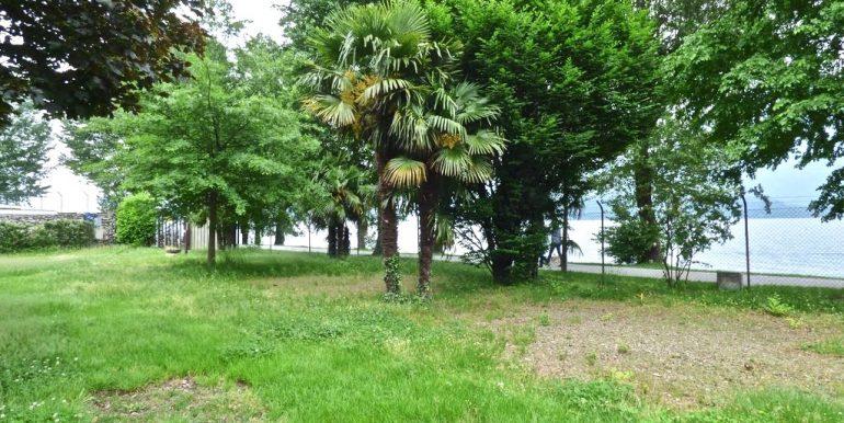 Camping Domaso front lake