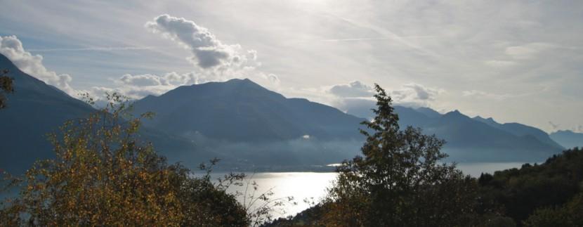 Rustico Lake Como Pianello Lario Lake View