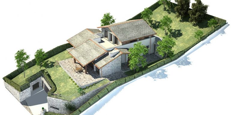 Modern Villa Tremezzina with Lake view and Terraces