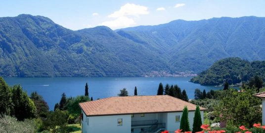 Tremezzina Residence with swimming pool and lake view